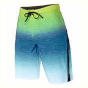 O'Neill Superfreak Fader Mens Board Shorts, Lime, medium