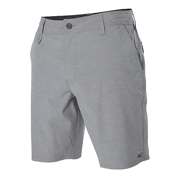 O'Neill Excursion Mens Hybrid Shorts, Grey, 600