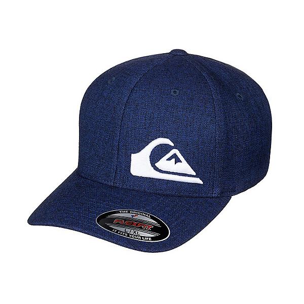 Quiksilver Final 2 Hat, Estate Blue Heather, 600