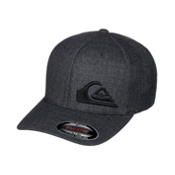 Quiksilver Final 2 Hat, Used Grey, medium