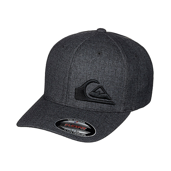 Quiksilver Final 2 Hat, Used Grey, 600