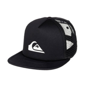 Quiksilver Snap Addict Hat, Black, medium