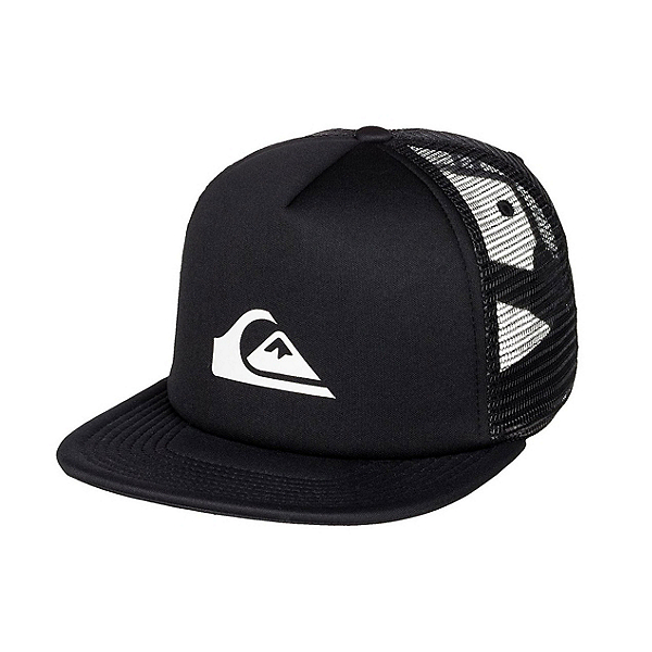Quiksilver Snap Addict Hat, Black, 600