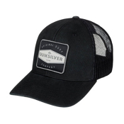 Quiksilver Destril Trucker Hat, Black, medium