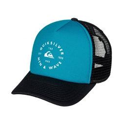 Quiksilver Foamblast Hat, Blue Danube, 256
