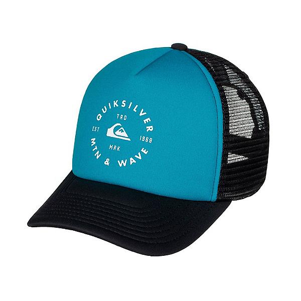 Quiksilver Foamblast Hat, Blue Danube, 600