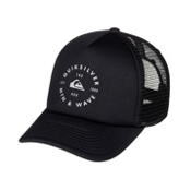 Quiksilver Foamblast Hat, Black, medium