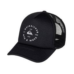 Quiksilver Foamblast Hat, Black, 256