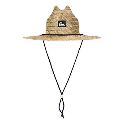 Quiksilver Pierside Slim Hat, Natural, viewer