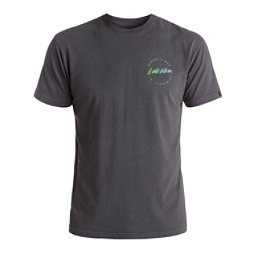 Quiksilver Right Up Mens T-Shirt, Tarmac, 256