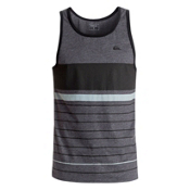 Quiksilver Swinger Tank Top, Charcoal Heather, medium