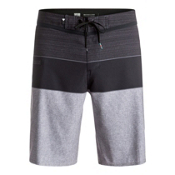 Quiksilver Everyday Blocked Vee Mens Boardshorts, Quiet Shade, medium