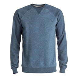 Quiksilver Everyday Crew, Dark Denim Heather, 256