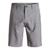 Quiksilver Platypus Amphibian Mens Hybrid Shorts, Quiet Shade, medium