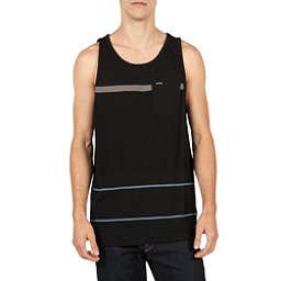 Volcom Threezy Tank Top, Black, 256