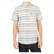 Volcom Clockwork Mens Shirt, Sandstorm, medium