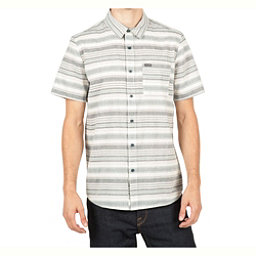 Volcom Clockwork Mens Shirt, Sandstorm, 256