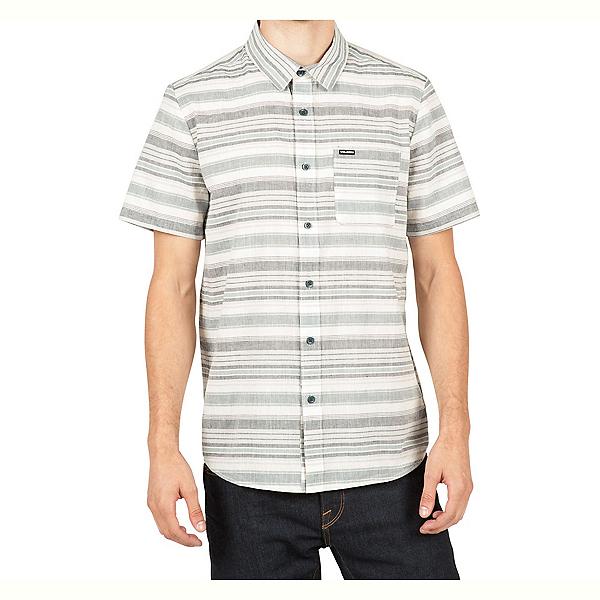 Volcom Clockwork Mens Shirt, Sandstorm, 600