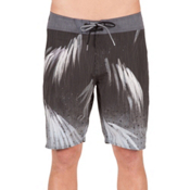 Volcom Bamboozle Mod Mens Board Shorts, Black, medium