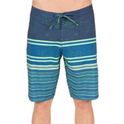 Volcom Lido Liney Mod Mens Board Shorts, Deep Water, medium