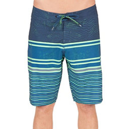 Volcom Lido Liney Mod Mens Board Shorts, Deep Water, 256
