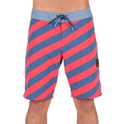 Volcom Stripey Slinger Mens Board Shorts, Toffee, 256