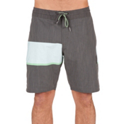 Volcom 3 Quarta Slinger Mens Board Shorts, Stealth, medium