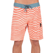 Volcom Mag Vibes Slinger Mens Board Shorts, Papaya, medium
