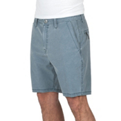 Volcom Surf N Turf Faded Mens Hybrid Shorts, Airforce Blue, medium
