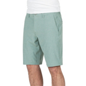 Volcom Surf N Turf Frickin Static Mens Hybrid Shorts, Sea Green, medium