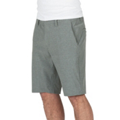 Volcom Surf N Turf Frickin Static Mens Hybrid Shorts, Stealth, medium
