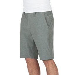 Volcom Surf N Turf Frickin Static Mens Hybrid Shorts, Stealth, 256