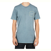 Volcom Removed Mens T-Shirt, Ash Blue, medium
