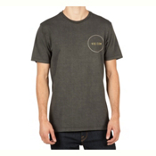 Volcom Removed Mens T-Shirt, Black, medium