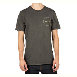 Volcom Removed Mens T-Shirt, Black, 256