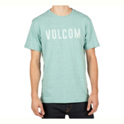 Volcom Trucky Mens T-Shirt, Sea Blue, medium