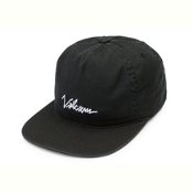 Volcom Campi Hat, Black, medium