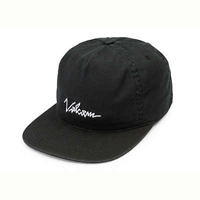 Volcom Campi Hat, Black, viewer