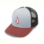 Volcom Full Stone Cheese Hat, Dark Clay, medium