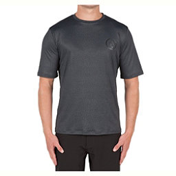 Volcom Distortion Mens Rash Guard, Stealth, 256