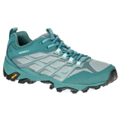 Merrell Moab FST Womens Shoes, Sea Pine, medium