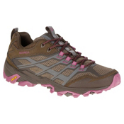 Merrell Moab FST Womens Shoes, Boulder, medium