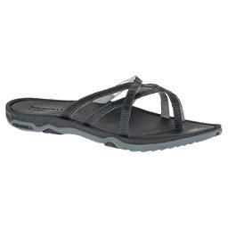Merrell Enoki 2 Womens Flip Flops, Black, 256