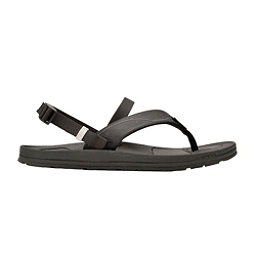Astral Filipe Mens Flip Flops, Black-Pewter, 256
