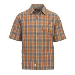 Woolrich Overlook Dobby Eco Rich Mens Shirt, Desert Sun, 256