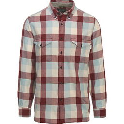 Woolrich Stone Rapids Eco Rich Mens Shirt, Antique Red Buffalo, 256