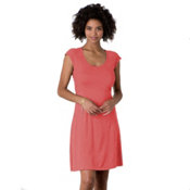 Toad&Co Sama Sama Dress, Spiced Coral, medium