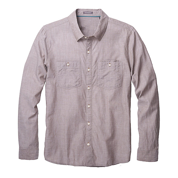 Toad&Co Honcho Dos Long Sleeve Mens Shirt, Jeep, 600