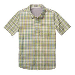 Toad&Co Airscape Short Sleeve Mens Shirt, Iguana, 256