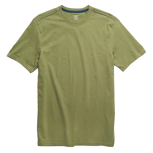Toad&Co Peter Mens T-Shirt, Juniper, 600